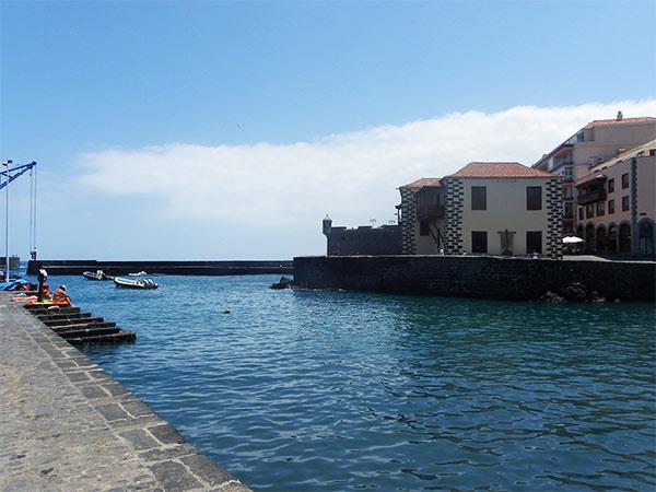Las Lonjas in Tenerife