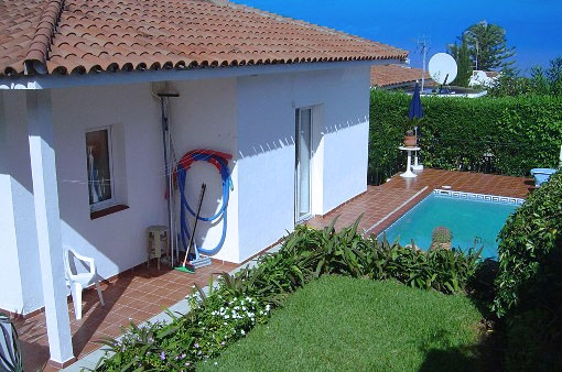 amazing chalet in tenerife north with swimmingpool, Best garten ideen