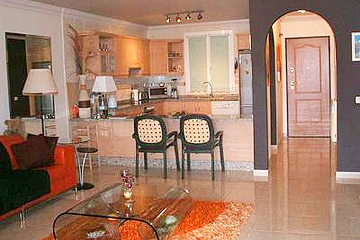 apartment in Torviscas