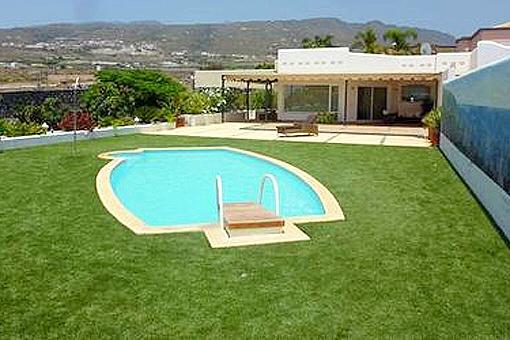 The refreshing pool