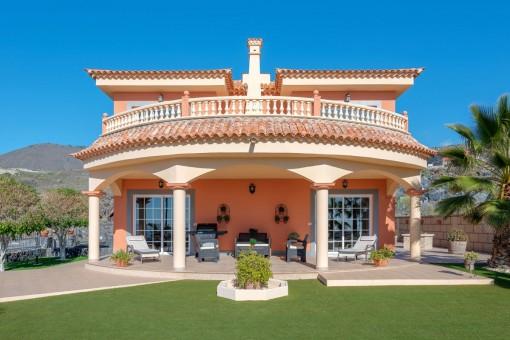 villa in Tejina