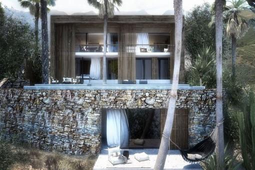 house in Torviscas Alto