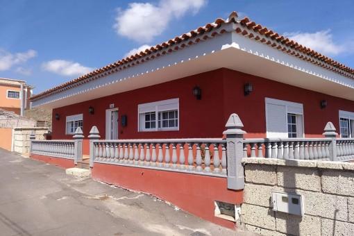 villa in Charco del Pino