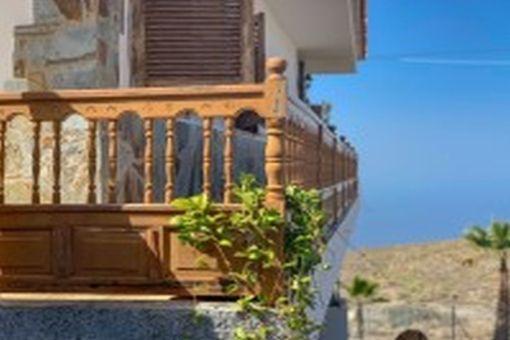 Exterior view of the finca
