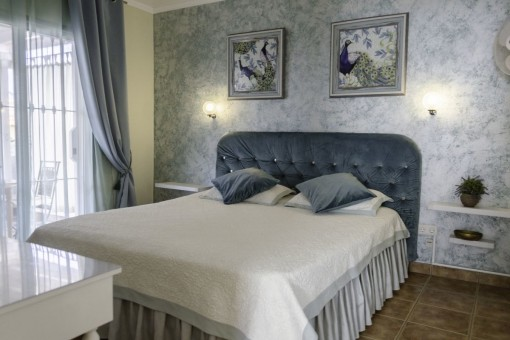Noble baster bedroom