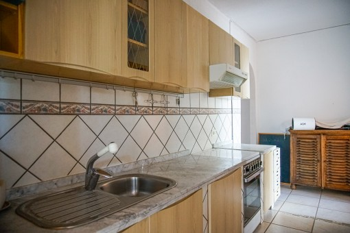 Kitchen Apartment 3