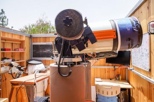 Splendid astronomical observatory