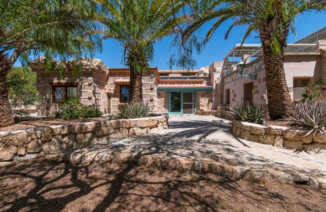 Finca in a private natural paradise with a lot of tranquility in San Isidro
