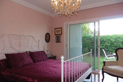 Beautiful bedrooms with lots of air and light as required