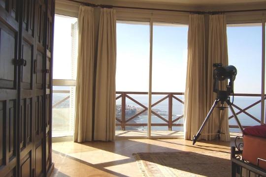 Incomparable views of Puerto de la Cruz, Teide and sea