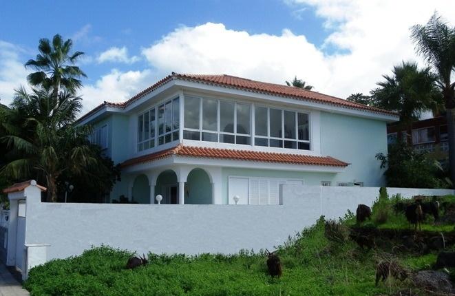 villa in Puerto de la Cruz