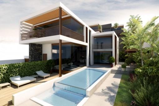 villa in Mesa del Mar
