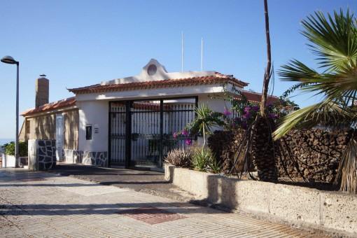 villa in San Eugenio