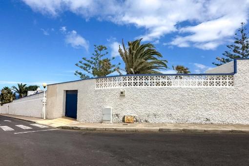 villa in El Poris de Abona