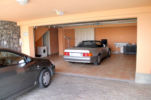 Garage for two vehicles
