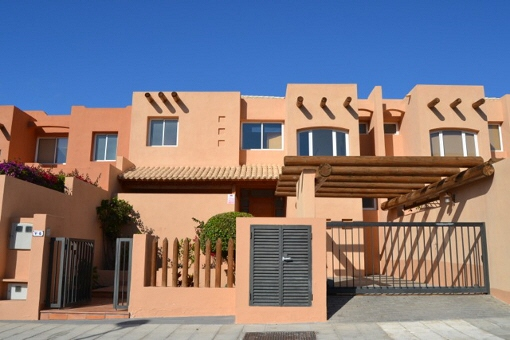 Modern villa with private pool, garden and sea views in Golf Costa Adeje