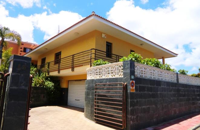 Property Tegueste Villa Finca Apartment In Tegueste