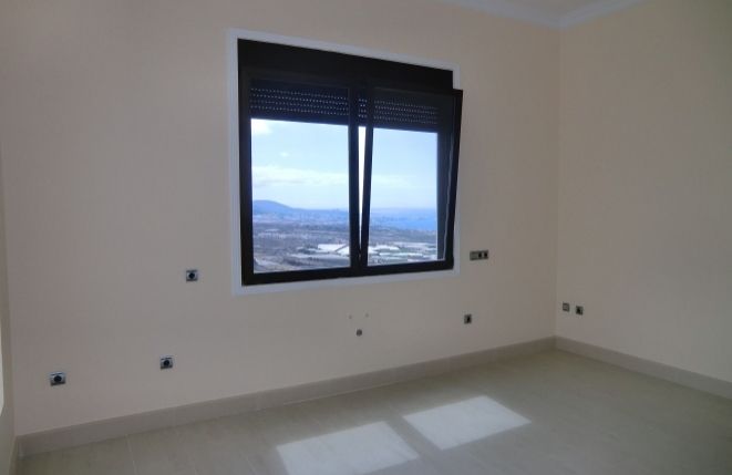 Guests room with marvelous views