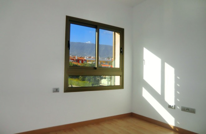 Bedroom with fantastic views of the Teide