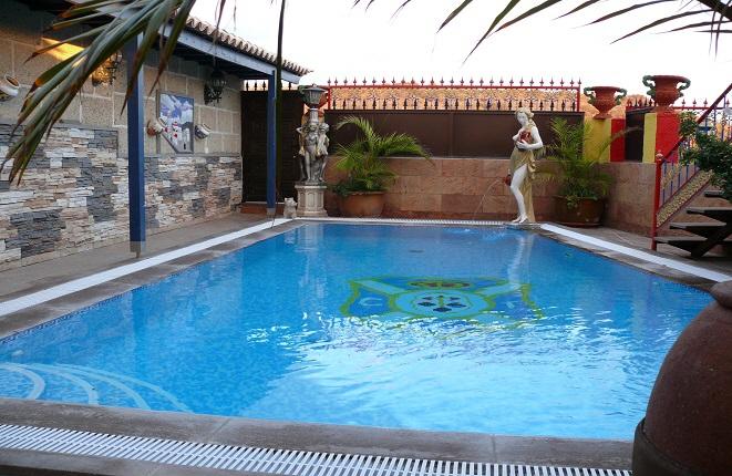 villa in Playa Paraíso