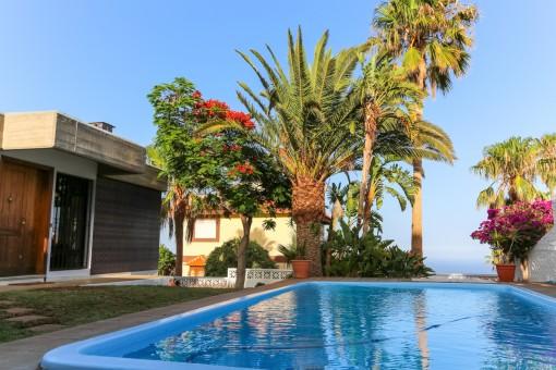 villa in Candelaria