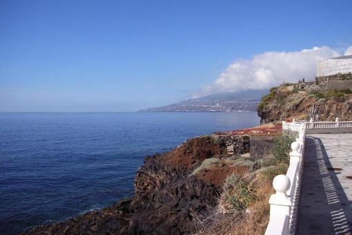 The sea and the coastal landscape