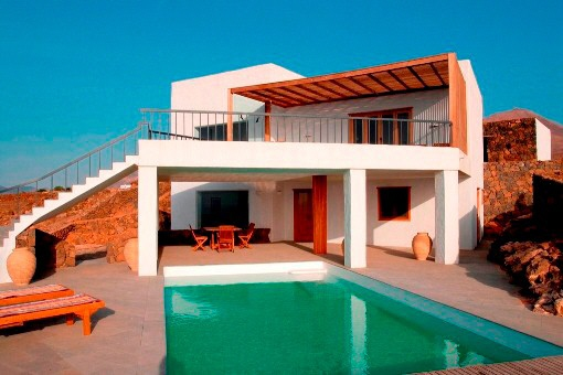 villa in Las Breñas for sale