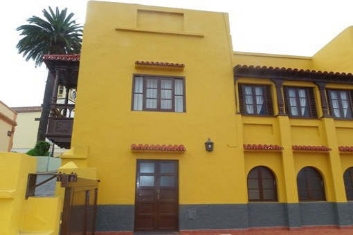 house in La Orotava