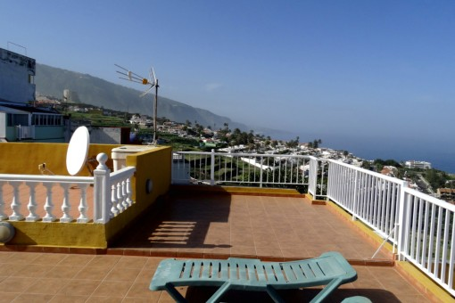 Stunning view from the terrace