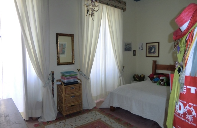 Bright, beautiful bedroom