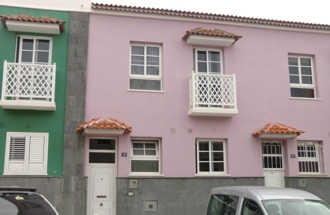 house in Puerto de la Cruz