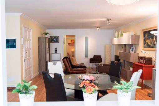 Lovely apartment close to the beach in Puerto de la Cruz