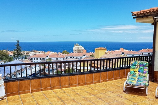apartment in La Paz-Puerto de la Cruz