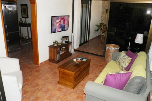 Very nice 3 bedroom top floor apartment in Puerto de la Cruz