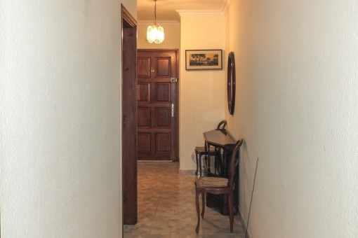 Spacious, first-floor 4-room apartment in Puerto de la Cruz