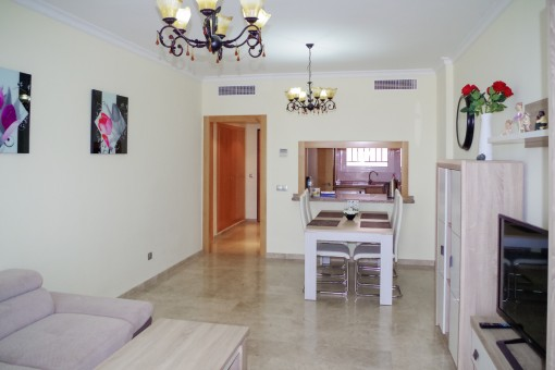 apartment in Puerto de Santiago