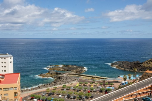 Building plot with wonderful sea views very close to Playa de la Arena
